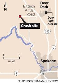 Preliminary Report Says Plane Broke Up Midair Before Deer Park Crash