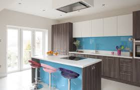 Funky Kitchen Dynamic City Kitchen Bath Kitchen Company