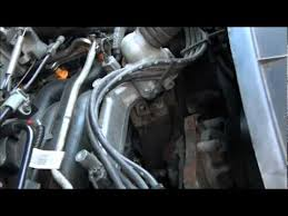 ford 4 6 5 4 6 8 heater hose under intake replacement the ford 4 6 5 4 6 8 heater hose under intake replacement the easy way