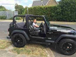 jeep wrangler tj jeep car from united kingdom