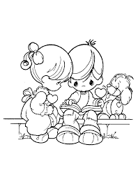 Small Picture 37 Free Precious Moments Coloring Pages Gianfredanet