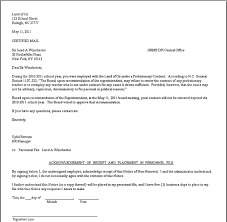 Contract Renewal Letter Template Contract Non Renewal Non Renewal