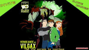 ben 10 forams alien game by