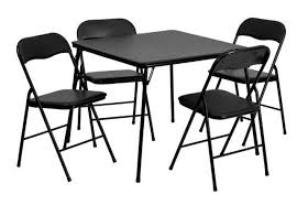 table and chairs png. card table set folding and chairs png