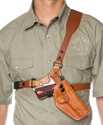 murdoch s diamond d guide s choice leather chest holster multiple size options