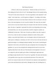 the importance of liberal education essay the importance of  2 pages plato art of war reflection assignment