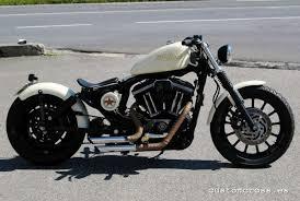 harley davidson sportster xl 883 r bobber 1 motorcycle