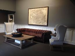 restoration hardware office. seating area at the corporate office restoration hardware corte madera ca