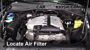 how to add freon in a 2004 2010 volkswagen touareg 2004 2004 2010 volkswagen touareg engine air filter check