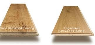 pre engineered wood flooring vs laminate