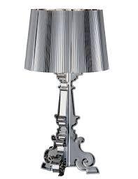 ferruccio laviani lighting. Kartell Lighting - Table Lamp Bourgie, Ferruccio Laviani Chrome