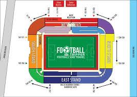 Riverside Stadium Guide Middlesbrough Football Tripper