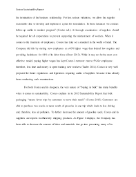 sustainability essay on costco 5 costco sustainability