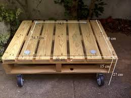 Coffee Table Reclaimed Pallet Coffee Table Step By Step Pallet Pallet Coffee Table Plans