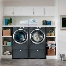 electrolux washer and dryer. Electrolux Inspiration Transitional-laundry-room Washer And Dryer