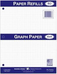 Buy Thzy Roaring Graph Paper Pad Roaring Spring School Smart Uae