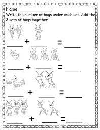 Math Worksheets Free Preschool Worksheet One To Correspondence Grass ...