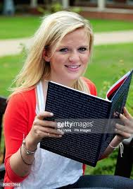 Hollie Mulligan celebrates her A-level results at Loughborough ...