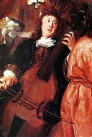 German Composer Johann Sebastian Bach Playing Organ For Frederick Fotos De Johann Sebastian Bach
