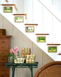 curved wall decor ate ating staircase decorating ideas