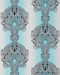3d Barok Behang Vinyl Behang Edem 096 22 Damast Ornamenten Modern En