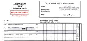 National Inpatient Medication Chart The Problem With Prn Opioids Keepcaring