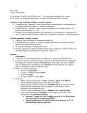 christianity study resources christianity test prep