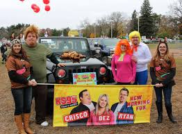 Anoka Light Up The Night Parade 2017 Crisco Dez Ryan Anoka Halloween Parade October 28