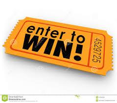 raffle ticket clip art clipartfox win words on an orange ticket