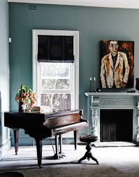 Teal Blue Living Room Use Paint To Create A Living Room Brimming With Character The