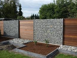 Small Picture The 25 best Fence design ideas on Pinterest Modern fence design