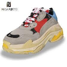 Online Shop <b>Prova Perfetto</b> 2018 Sneakers <b>Women</b> Spell Color ...