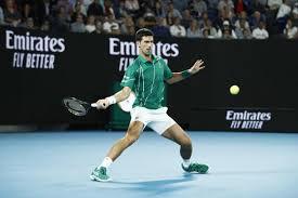 Así, el serbio sumó 35to título de. 2020 In Review Novak Djokovic Downs Milos Raonic Facing Roger Federer Next