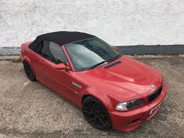 Sport Series bmw m3 2004 : BREAKING FOR PARTS - 2004 BMW E46 M3 Convertible Imola Red ...