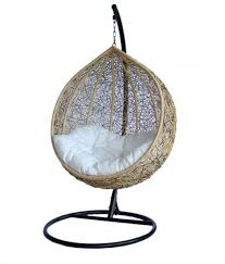 contemporary luxury hanging egg chair bunnings n hanging chair diy in hanging egg chair