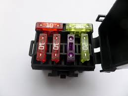4 way motorcycle bottom entry blade fuse box terminals 4 way automotive bottom entry blade fuse box crimp terminals