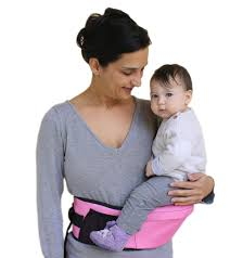 carrier for toddler. pomfitis side ride baby toddler hip seat carrier, pink, 1 pack: amazon.ca: carrier for b
