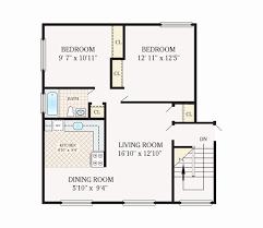 2 bedroom floor plans under 700 sq ft with 2 bedroom house plans 700 sq ft fresh 700 sq ft house plans unique
