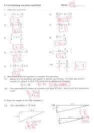 solving quadratic equations by factoring worksheet answers algebra 1