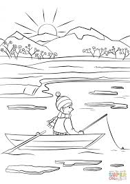 Small Picture Coloring Pages Preschool Fishing Printable Coloring Pages Trials