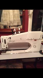 George quilting machine and table for sale - For Sale - Used ... & Edited October 7, 2017 by DonnaC. Lowered price Adamdwight.com