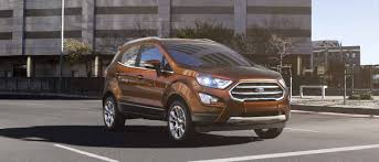 new ford 2018.  new 2018 ecosport throughout new ford ford