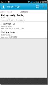 Chore Chart App For Android 4 Great Android Apps To Get Household Chores Done