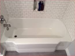 interior how much does it cost to reglaze a bathtub tub refinishing in tampa