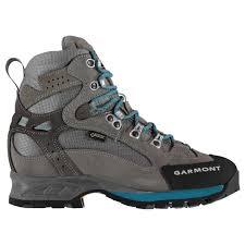 Details About Garmont Rambler Gtx Walking Boots Womens Grey Blue Hiking Trekking Shoes