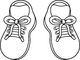 Small Picture Shoes Coloring Pages coloringsuitecom