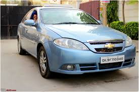 The Azure wonder: Chevrolet Optra Magnum 1.6 LT - Team-BHP