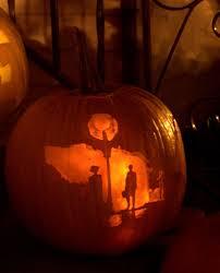 Finest Easy Halloween Pumpkin Carving Patterns For Slide Free