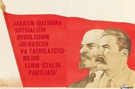 lenin and stalin long live the party of lenin and stalin vintage poster canvas