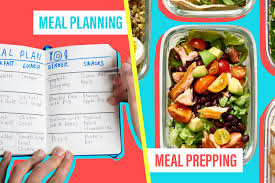 The Difference Between Meal Planning And Meal Prep Kitchn